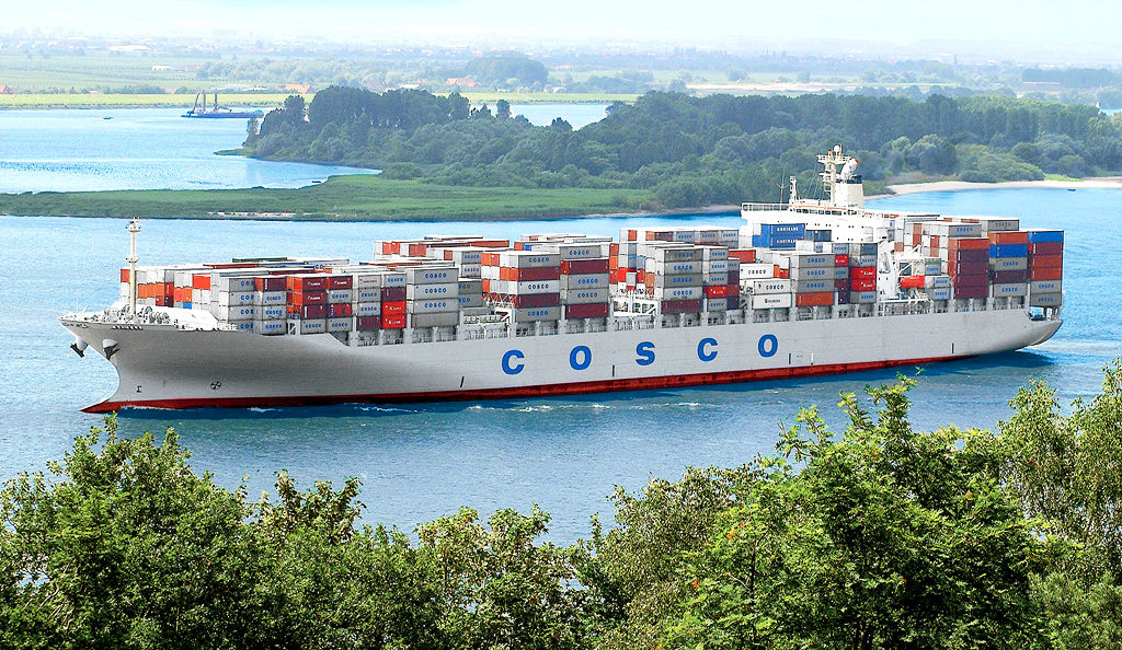COSCO SHIPPING Lines Announces 2018 Network of OCEAN Alliance