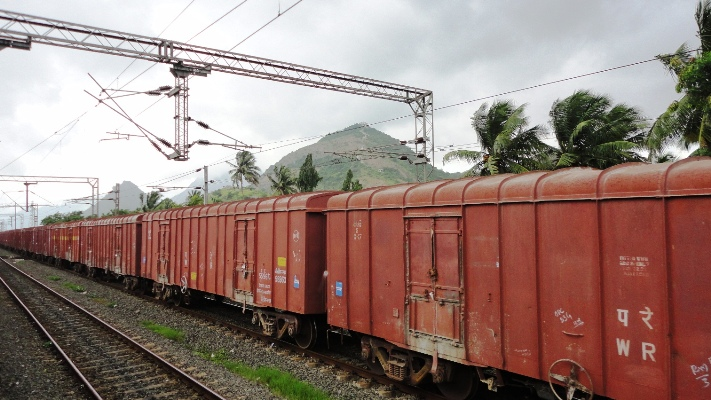 Railway Ministry introduces Double Stack Dwarf Container model to enhance productivity