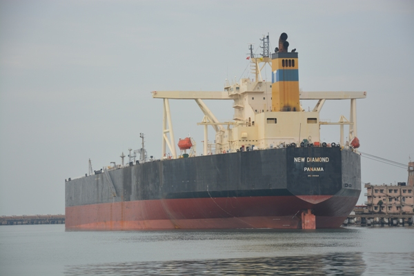 Chennai Port Creates Largest Ship Handling Record