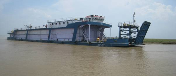 IWAI Makes India's First Standardised Modern Ship Design for Ganga a Reality