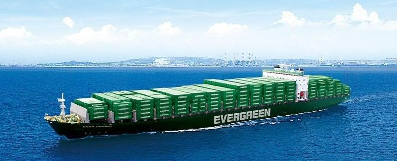 Evergreen Q2 Loss -does not stop Company adding ship charters