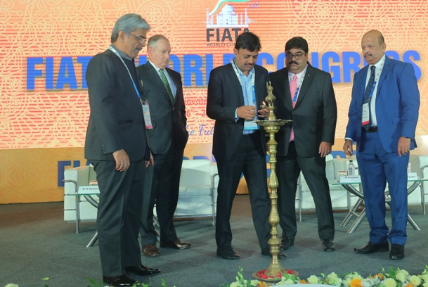 FIATA World Congress 2018 Kicks Off in New Delhi