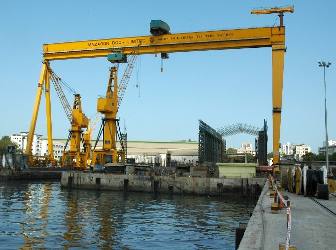 thyssenkrupp Inks Contract Worth Rs410 Crore with Mazagon Docks Shipbuilders