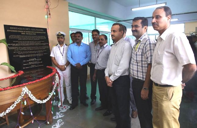 Mormugao Port inaugurates Mini Marine Museum