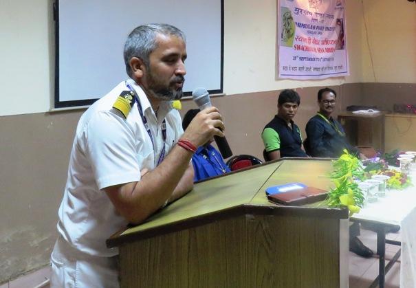 Awareness Programme on Waste Management and Composting Held at Mormugao Port