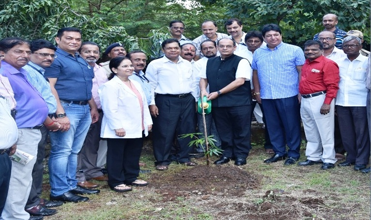 Swachha Bharat Abhiyan Pakhwada Flagged Off in Mumbai Port Trust