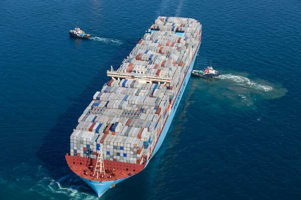 A.P. Moller Maersk To Offer Comprehensive End-to-End Logistic Solutions