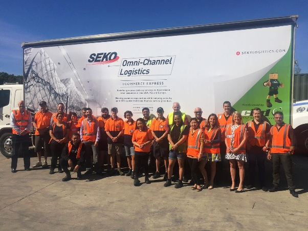 SEKO Logistics Acquires Majority Stake in Omni-Channel Logistics