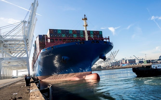 Port of Long Beach Records Cargo Dip in August