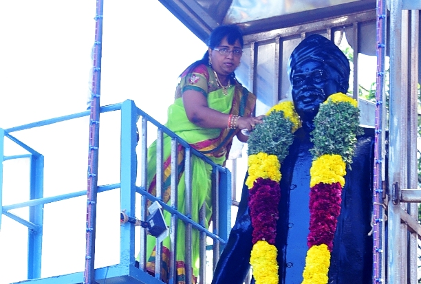 VOC Port Trust Celebrates 147th Birth Anniversary of V O Chidambaranar
