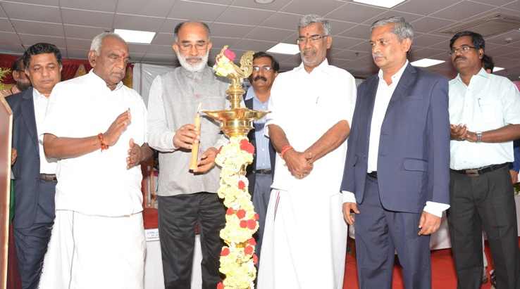 Tourism Minister Inaugurates Modernised Cruise Terminal in Chennai Port