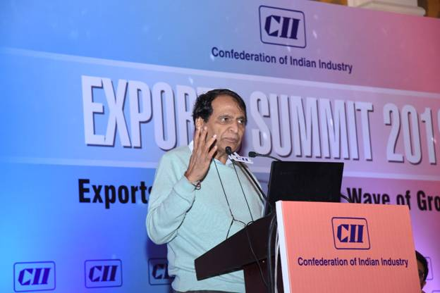 Commerce Ministry Strategizing To Make Indian Exports More Competitive: Suresh Prabhu