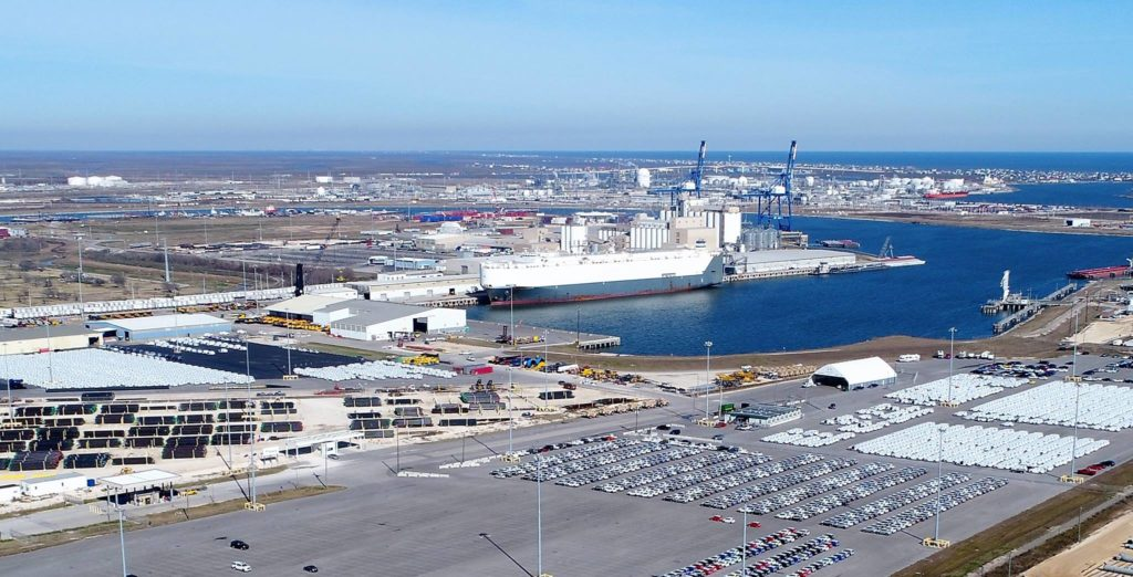 Port Freeport Announces Commencement of New Global Carrier Service